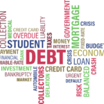 An image to depict good debt and bad debt