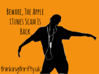 apple itunes scam
