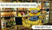 supermarket vouchers