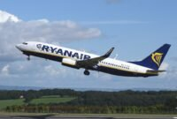 An image to depict the Ryanair hand luggage changes